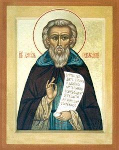 Преподобный Даниил Переяславский1