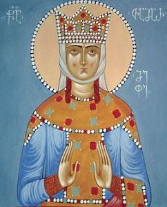 Святая царица Тамар