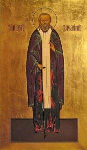Святой праведный Алексий Бортсурманский